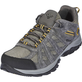 Columbia Canyon Point Calzado Hombre, city grey/dark banana